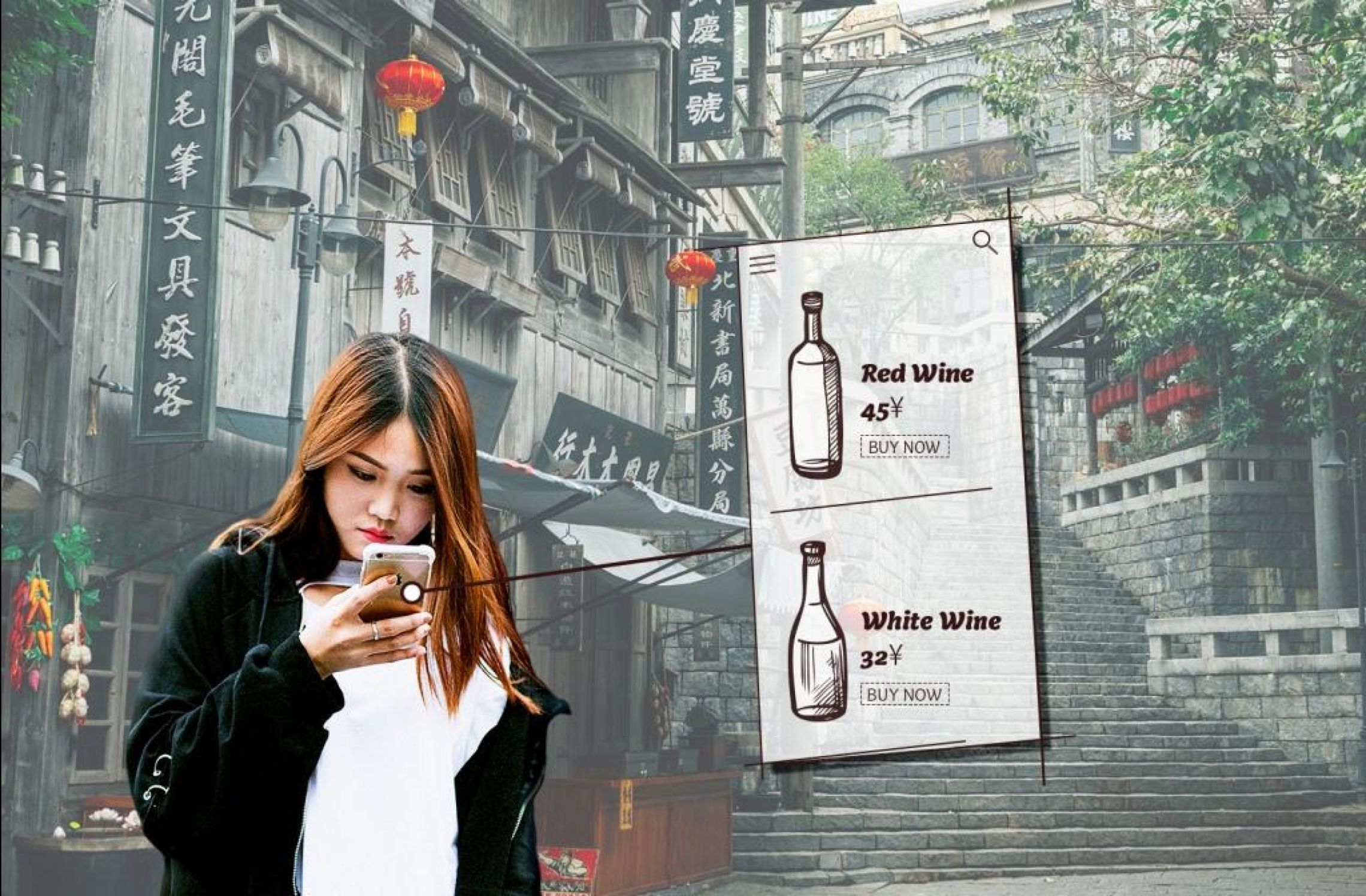 bff08d17f Photo for  The Most Important Websites for Wine Sales in China