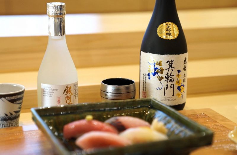Photo for: All about Saké & How It Is So Popular Globally.