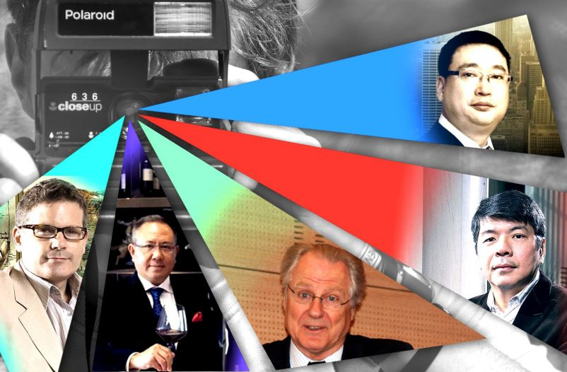 Photo for: A Brief Guide to the Most Influential People in the Chinese Wine Industry